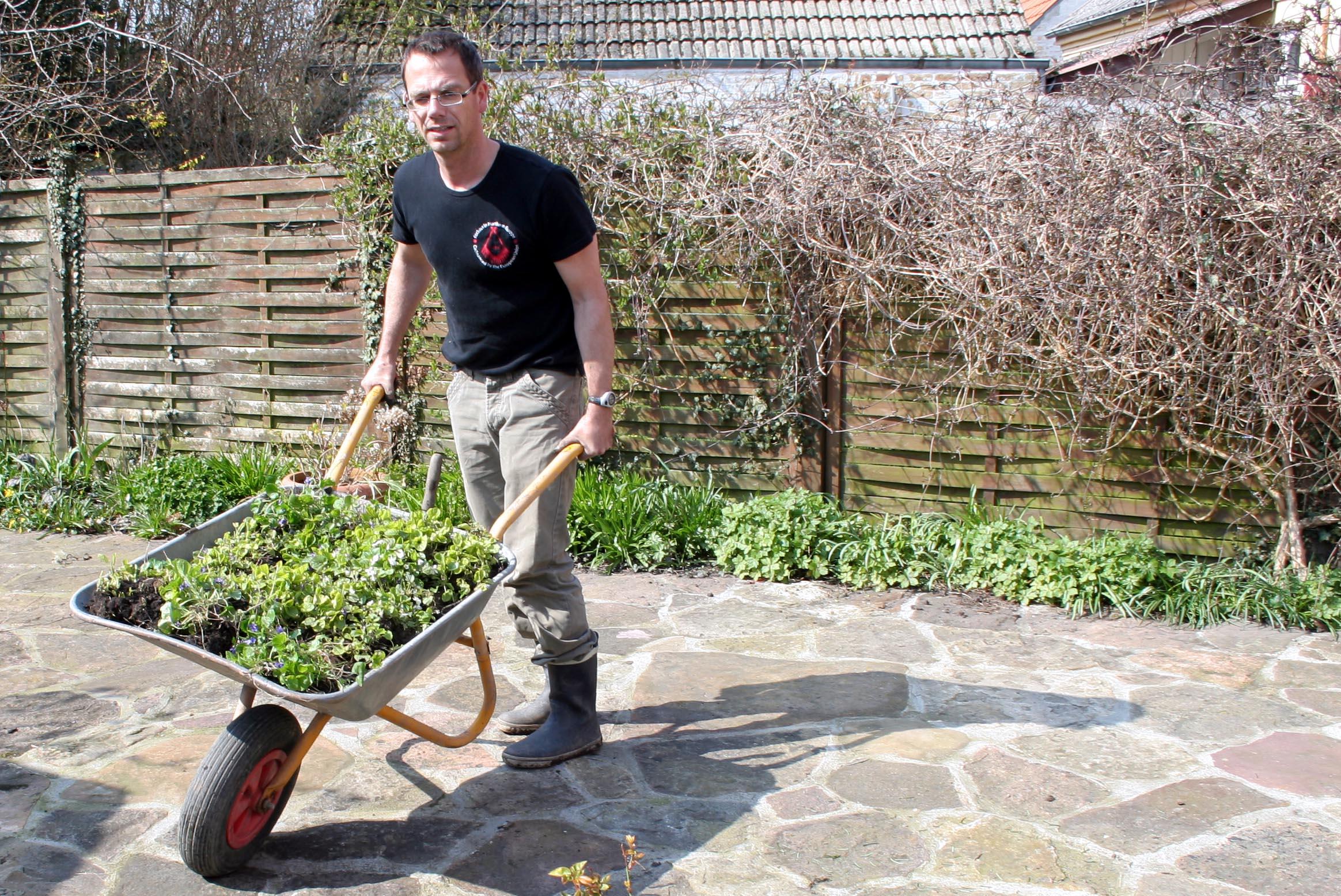 havearkitekt Frank Kirkegaard giver inspiration til haven