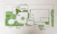 haveskitse eller haveplan